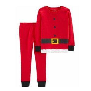 Cute! Santa Claus Pajamas 4T  LH3015